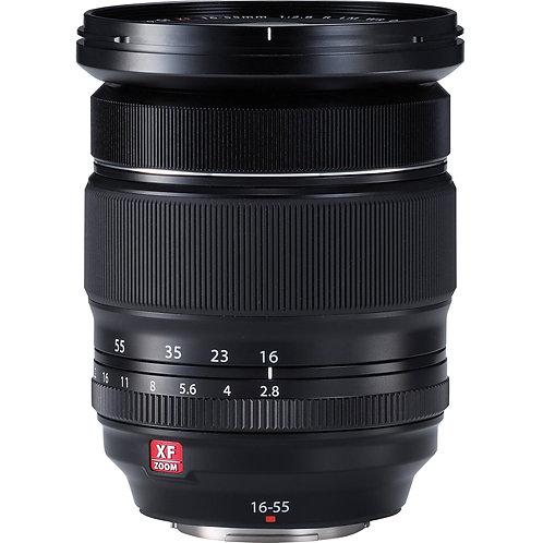 Fuji XF16-55mm F2.8 R LM WR