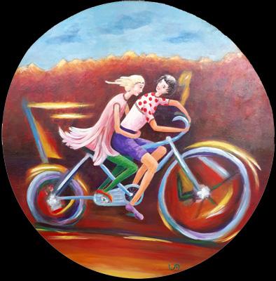 Bla-bla-bike (60 cm)