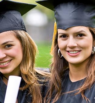 graduation filles
