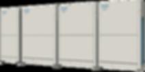 2-PIPE ECOi EX ME2 SERIES HIGH EFFICIENCY MODEL 8-64HP
