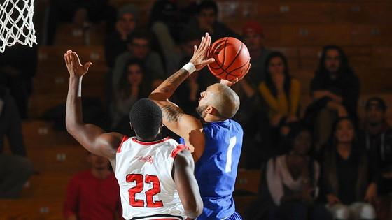 Game #1: CCSU at Hartford