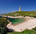 Turismo-Náutico-en-La-Coruña-Playa-y-Tor