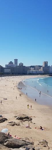 Playa de Orzan