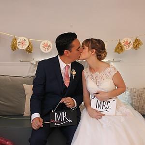 Stephanie and Alfred Ramirez Wedding