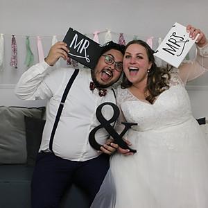 Stephen & Allison Wedding