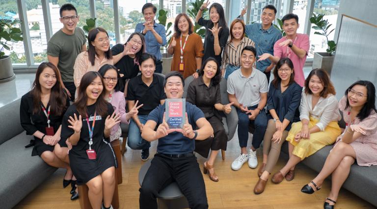 Văn hóa công ty AIA Việt Nam | EveHR.vn