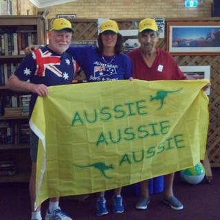winners Allan Wegner, Natalie Halling,Ke