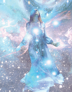 Artwork by Danielle Noel - Child of the Cosmos