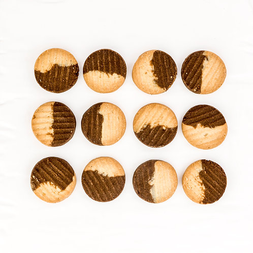 Choco Vanila Cookie (200 gms)