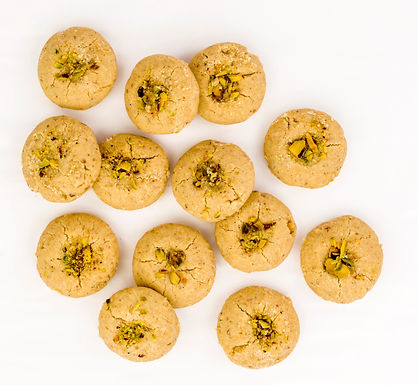 Whole Wheat Almond Cookies (200 gms)