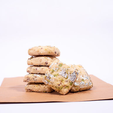 Pista Gulkand Cookies (200 gms)