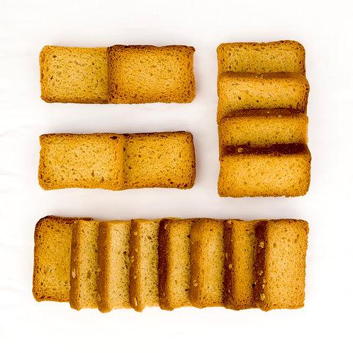 Whole Wheat Toast (200 gms)