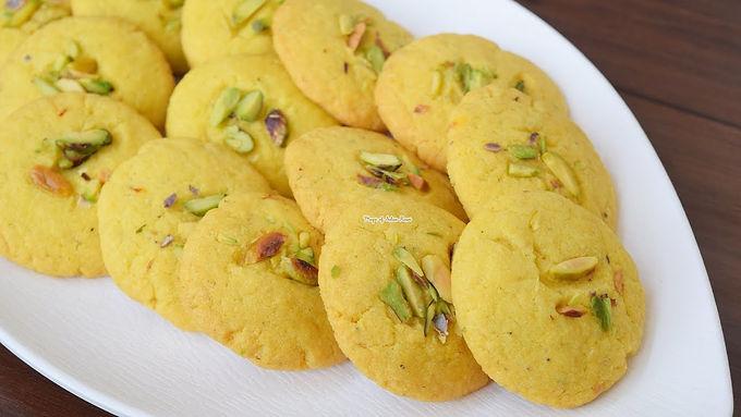 Kesar Pista Cookies (200g)