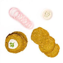 Baked Onion Puri (200 gms)