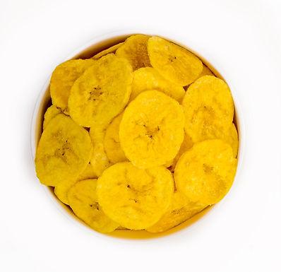 Yellow Banana Chips (200 gms)
