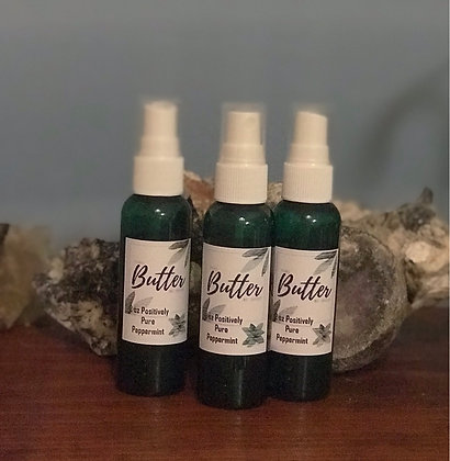 Positively Pure Peppermint Spray