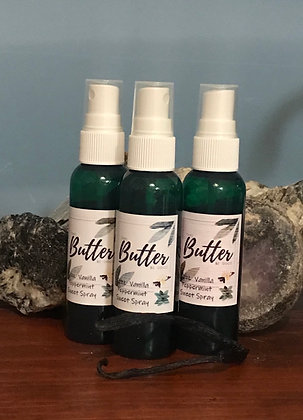 Vanilla and Peppermint Sweet Spray