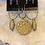 Thumbnail: Brass Orgone Sacred Geometry Pendant & Earrings
