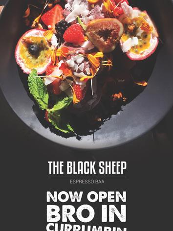 Black Sheep Espresso DL Flier
