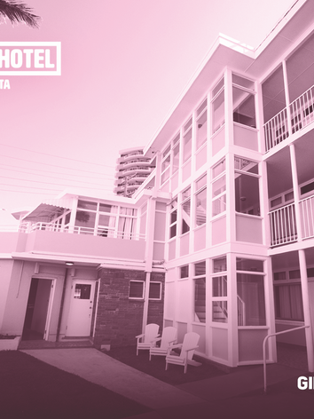The Pink Hotel Gift Voucher