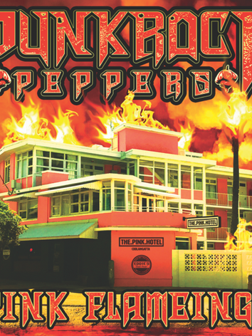 Punk Rock Peppers & Pink Hotel Chilli Sa