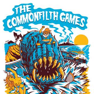 Eddie's Commonfilth Games Shirt