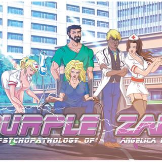Purple Zain Album Artwork