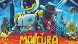 Malcura II Album Design