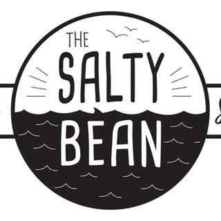 The Salty Bean Logo