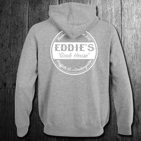 #0458 - Eddies Online Store - Hoodie Gre