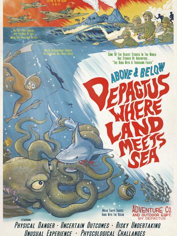 Depactus Movie 2 Poster