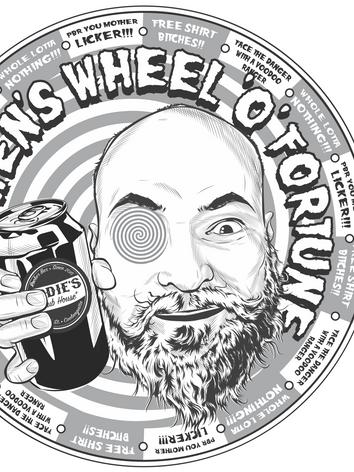 Eddie's Wheel Of Fortune