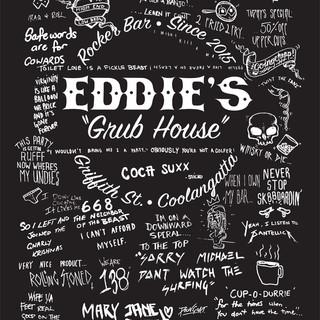 Eddies Quote Shirt