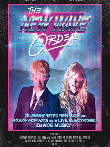 New Wave Order Poster