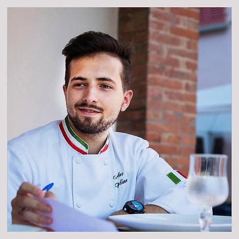 Nicolas Spoglianti colletto italia in gi