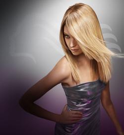 3D: классический блонд