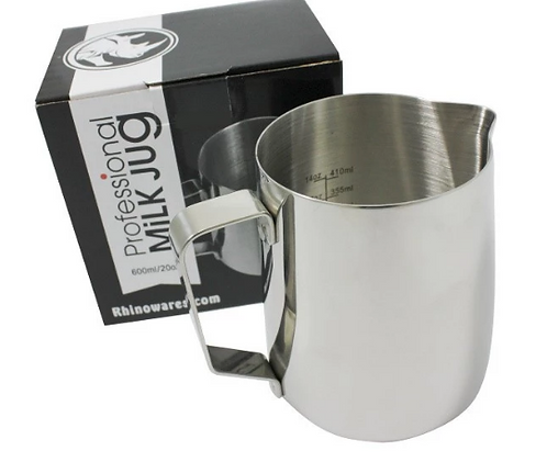 Rhino Professional Milk Jug 600ml/ 20oz