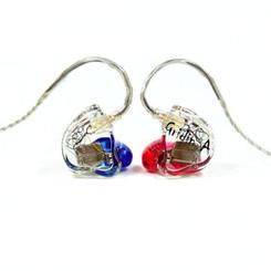 Корпуса - прозрачные Крышки - прозрачные с логотипом владельца Носики - прозрачные красный и синий
