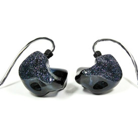 Корпуса - черные прозрачные Крышки - black sparkle Носики - в цвет корпуса