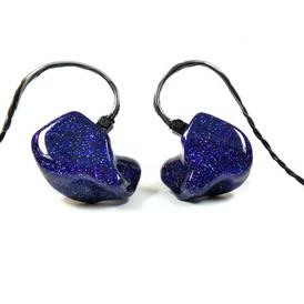 Корпуса - фиолетовые с блестками (Violet Sparkle) Крышки - фиолетовые с блестками (Violet Sparkle)
