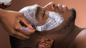 all about men's facials - they're a thing according to GQ Magazine!