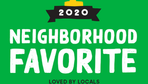 thank you for voting true salon   spa a 2020 Neighborhood Favorite! we're here for you.