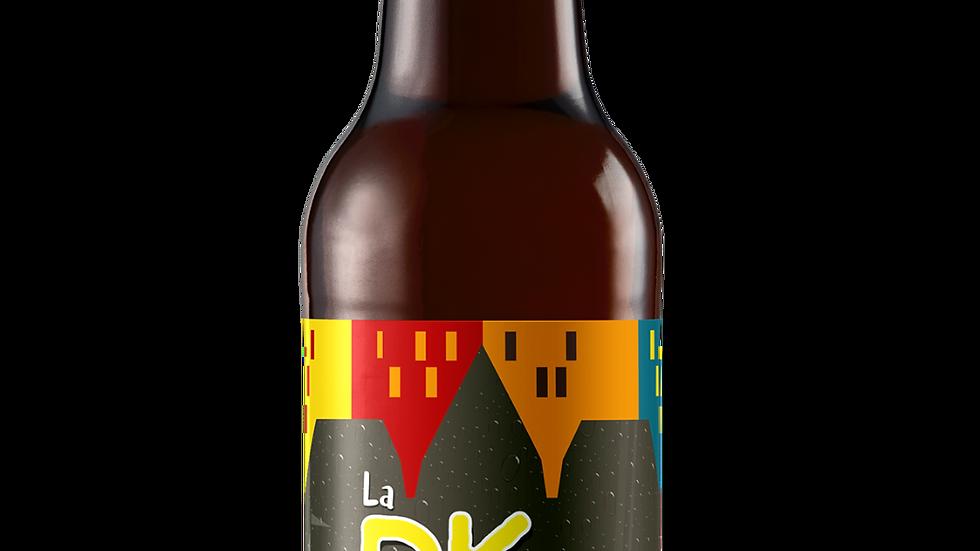 L'Aphro, Bière Brune, 33cl, 8%