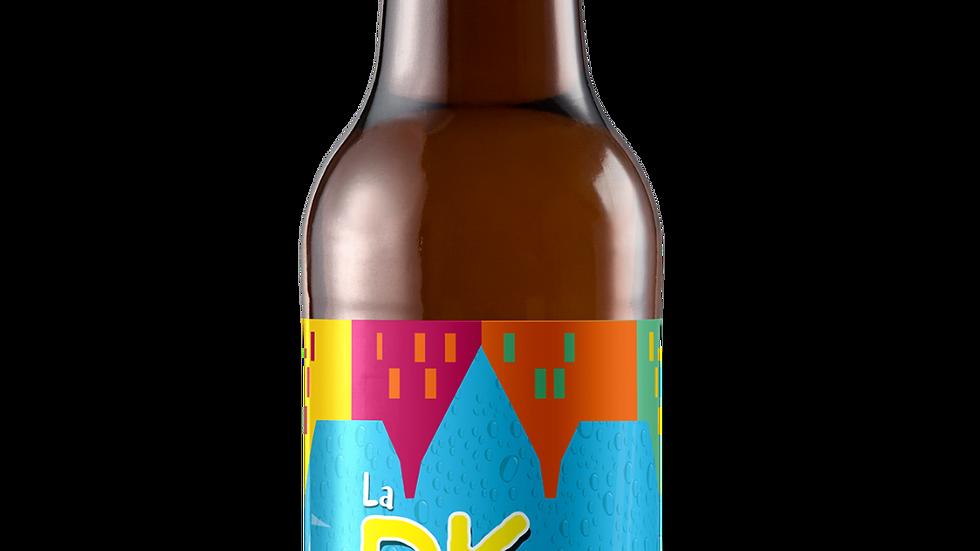 L'Adorée, Bière Blonde, 33cl, 7%