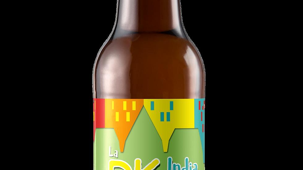 L'India, Bière IPA, 75cl, 5,5%