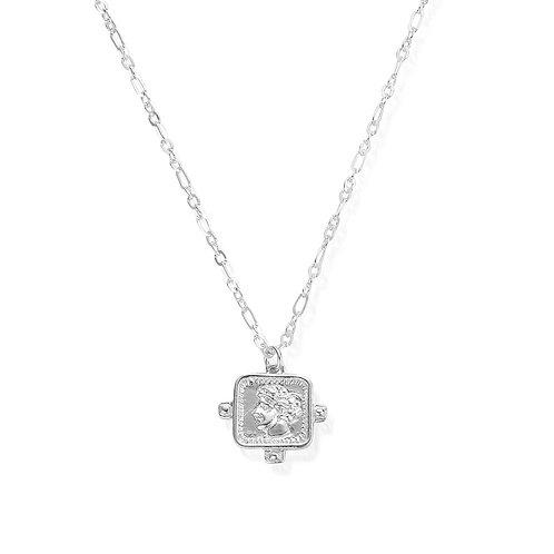 ChloBo Sterling Silver Ariella Venetian Goddess Necklace - SNA889