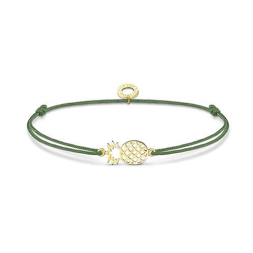 Thomas Sabo Little Secrets Golden Pineapple Bracelet - LS123-379-19