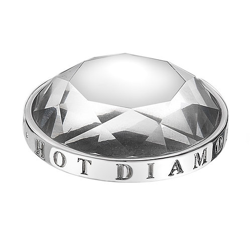 Emozioni by Hot Diamonds Ice Clear CZ Coin - EC002