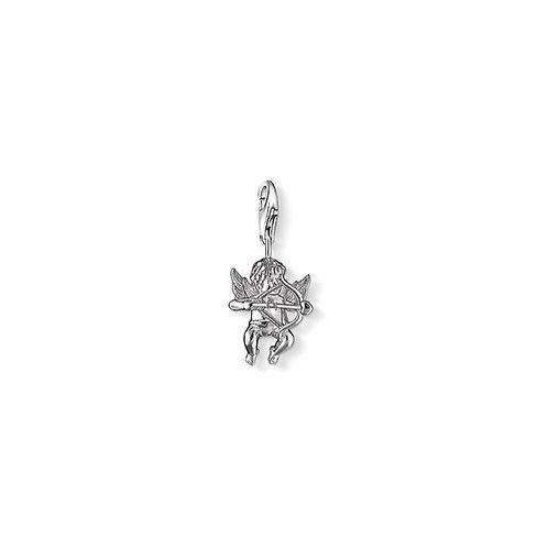 Thomas Sabo Silver Cupid Charm - 0793-001-12