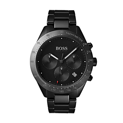 Hugo Boss Talent Black Ceramic Men's Watch - 1513581